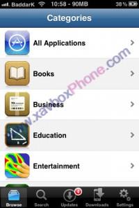 catégories installous
