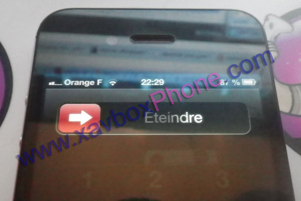 Eteindre Iphone  Sans Tactile