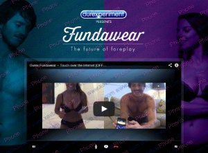durex iphone Fundawear